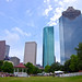 Small photo of View From Sam Houston Park