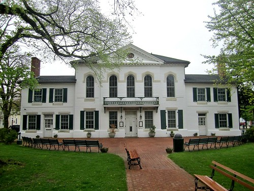 Queen Anne's County Courthouse, Centreville, Maryland