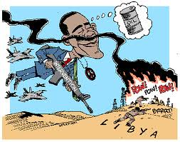 The U.S. imperialists attacked the North African state of Libya in order to seize the oil-rich country and establish a military beachhead inside the region. Thousands have died in the imperialist war. by Pan-African News Wire File Photos