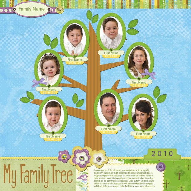 Non Traditional Family Trees - a gallery on Flickr
