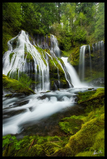Panther Creek Falls