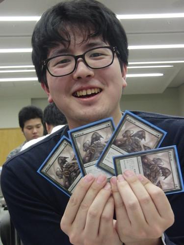 LMC Yoyogi 343rd Champion: Nagami Yoichi