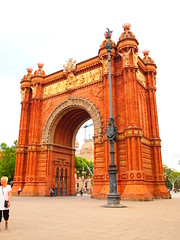 arch, ancient history, building, landmark, architecture, facade, triumphal arch,