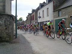 Tour de la Manche 2011 - Photo of Montbray