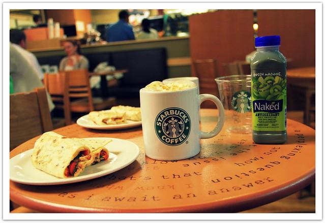 Starbucks Uk Food