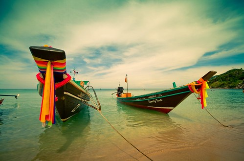 ocean sea beach thailand boat ship pacific sigma 1020mm haadrin kophangan hatrin f456 sunrisebeach เกาะพะงัน หาดริ้น