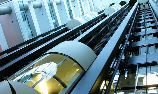 Самый быстрый лифт в Китае