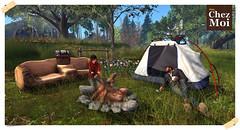 Camping Fun Set CHEZ MOI