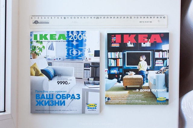 Ikea 2009 And 2011 Different Ikea Catalogue Dimensions