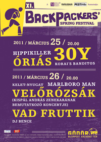 XII. Backpackers' Spring Festival