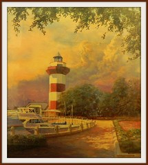 Harbour Town Light at Smith Galleries