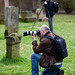 Graveyard Shooters by Marc de Ridder
