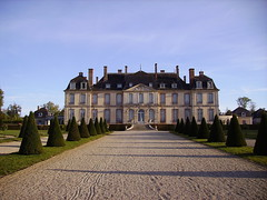 Château de La Motte-Tilly, France