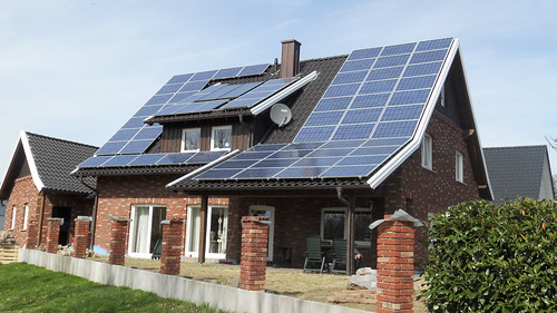 Typical Solar Installation