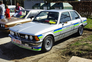 Alpina on Bmw E21 Alpina