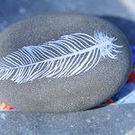 arnbjorg feather 2