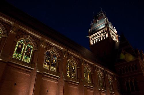 Harvard Memorial Hall