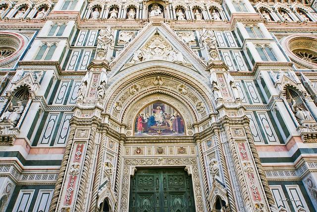 佛羅倫斯 聖百花 大教堂
