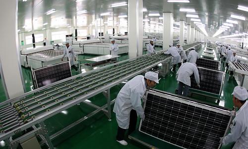 Solar Modules manufacture