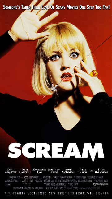 an analysis of the movie scream by wes craven Movie review – scream (1996)/ wes craven in memoriam yesterday, horror lost a legend wes craven passed away at the age of 76 after a quiet battle with brain cancer when i read the article heading last night while lying in bed, scrolling through my newsfeed, it hit me like a gut punch.