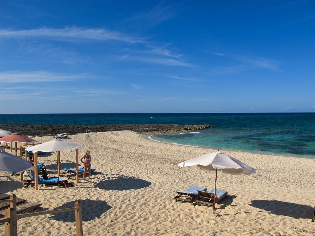 санта мария пляж