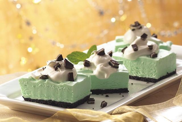 Grasshopper Dessert Squares Recipe | Flickr - Photo Sharing!