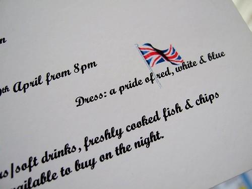 Royal wedding dress code real madrid master soccer for Royal wedding dress code
