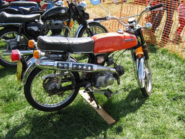 honda ss50 5 speed for sale. Black Bedroom Furniture Sets. Home Design Ideas