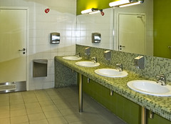 Restroom sanitation portland