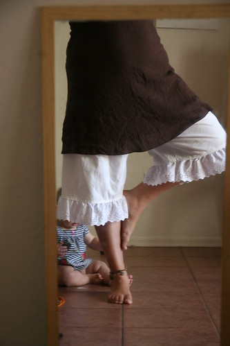 Bothered by thigh rub? No-chafing options for skirts & shorts == Hobo Mama