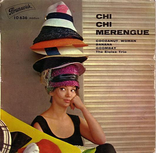 chelo alonso - chi chi merengue
