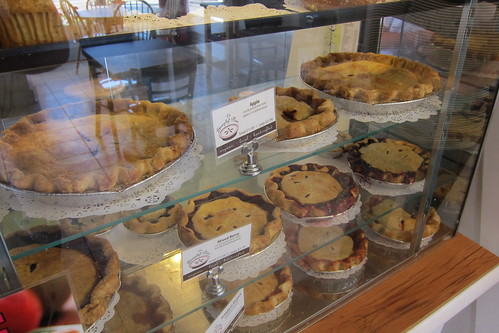 Simply Pies: Pies on Display by Guzzle & Nosh