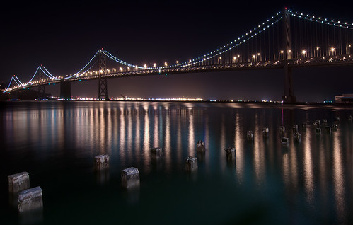 The Bay Bridge's Western Span