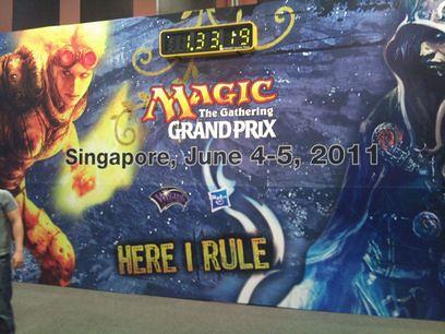 GPシンガポール入口