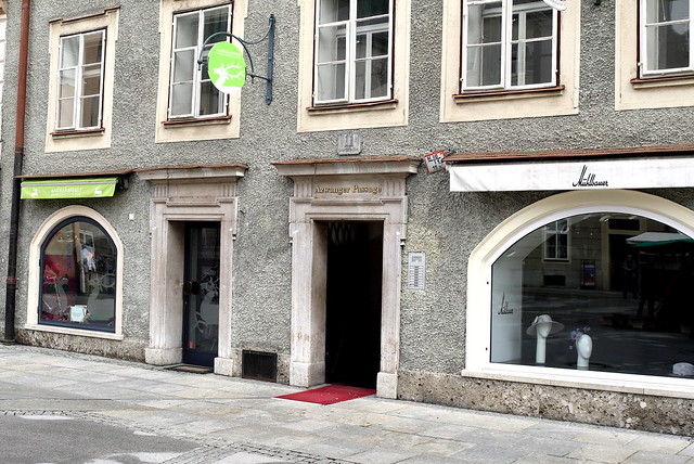 Salzburg Historic District 薩爾斯堡歷史城區