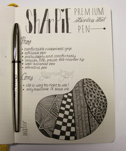Sharpie Premium Pen