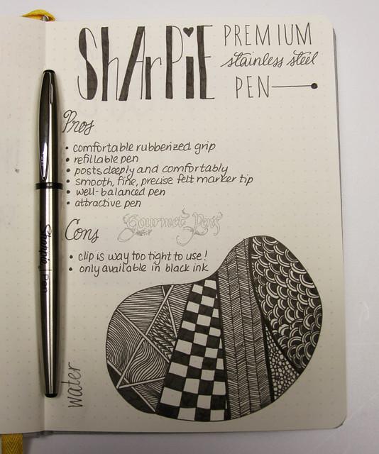 Sharpie Premium Pen