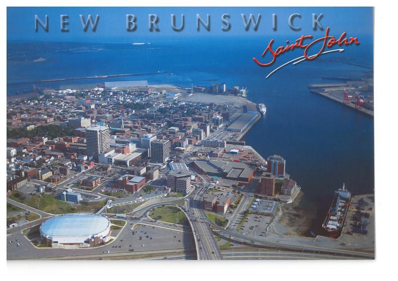 Canada - New Brunswick - Saint John - gift