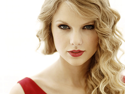 Red - Taylor Swift Portrait