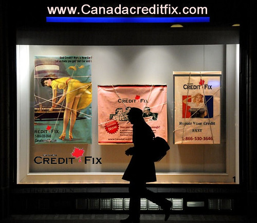 Canada Credit Fix Credit Report Repair - Equifax & Transunion