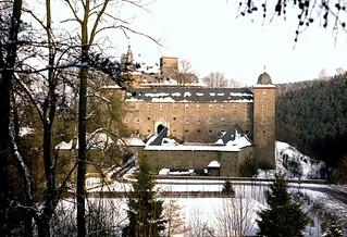 Schnellenberg castle, Attendorn, Germany