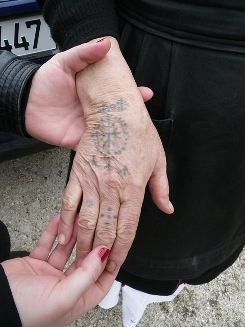 Croats in bosnia and herzegovina croat tattoo traditions for Can catholics get tattoos