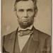 Small photo of Abraham Lincoln.