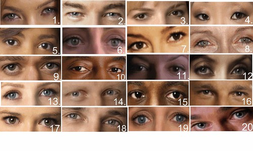 Grey's Anatomy Characters by their eyes Quiz - By KHankins