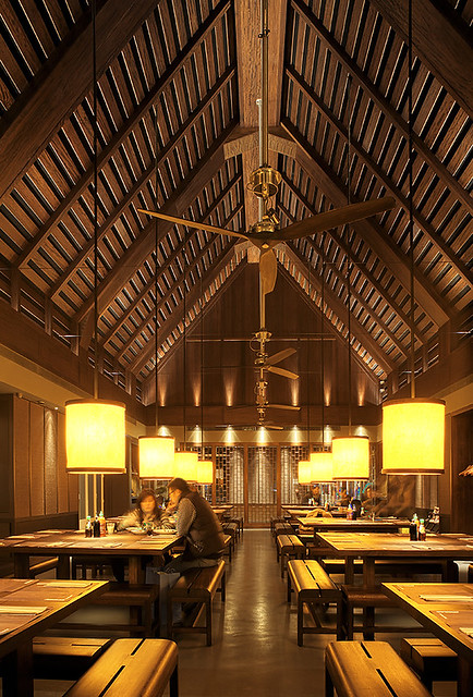 Restaurant bar design awards busaba eathai bices