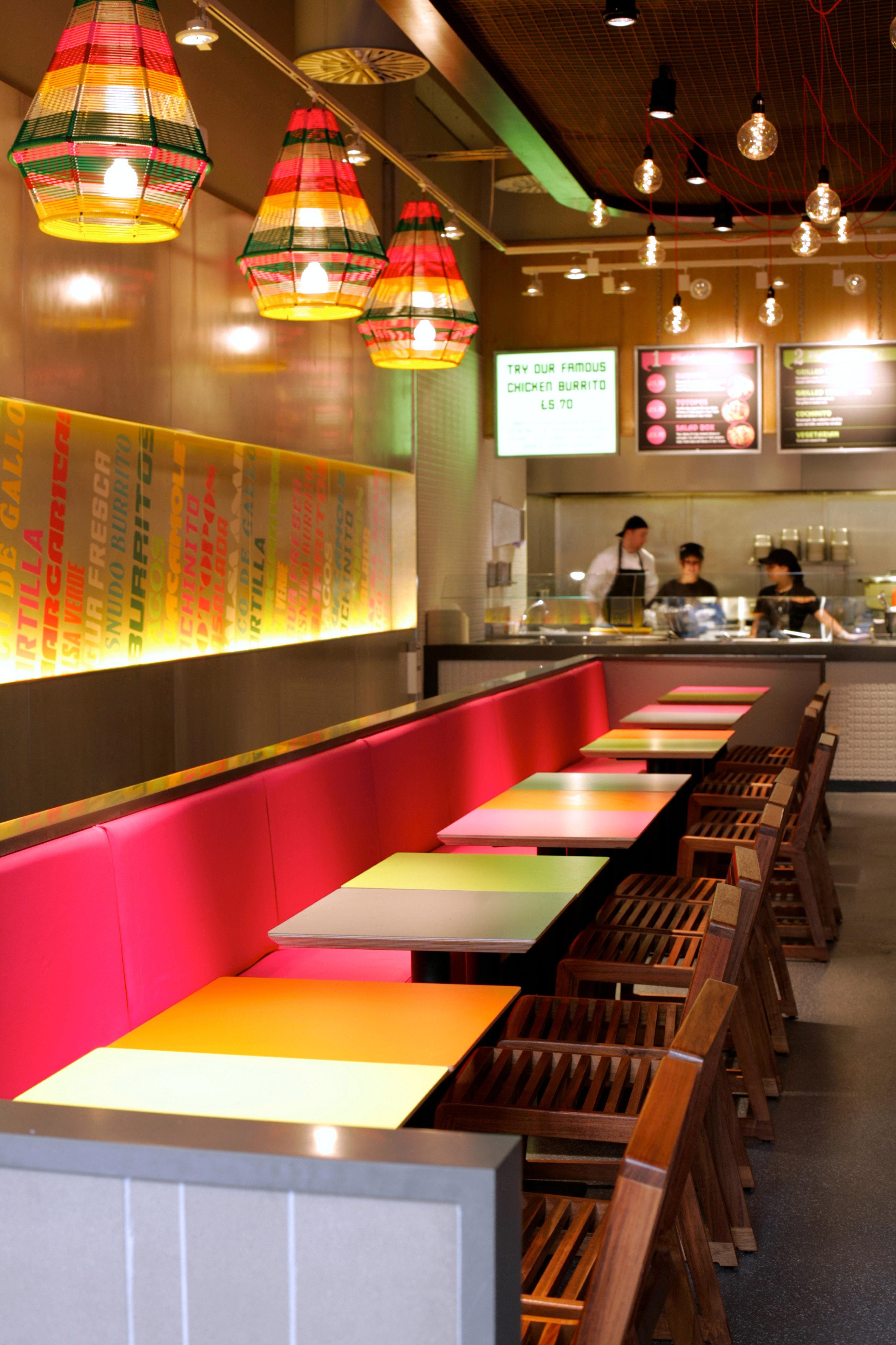 Restaurant bar design awards chilango kent