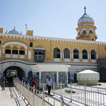 Backside of Gurdwara Janamasthan Nankana Sahib