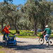 Biking in Olive Grove CG
