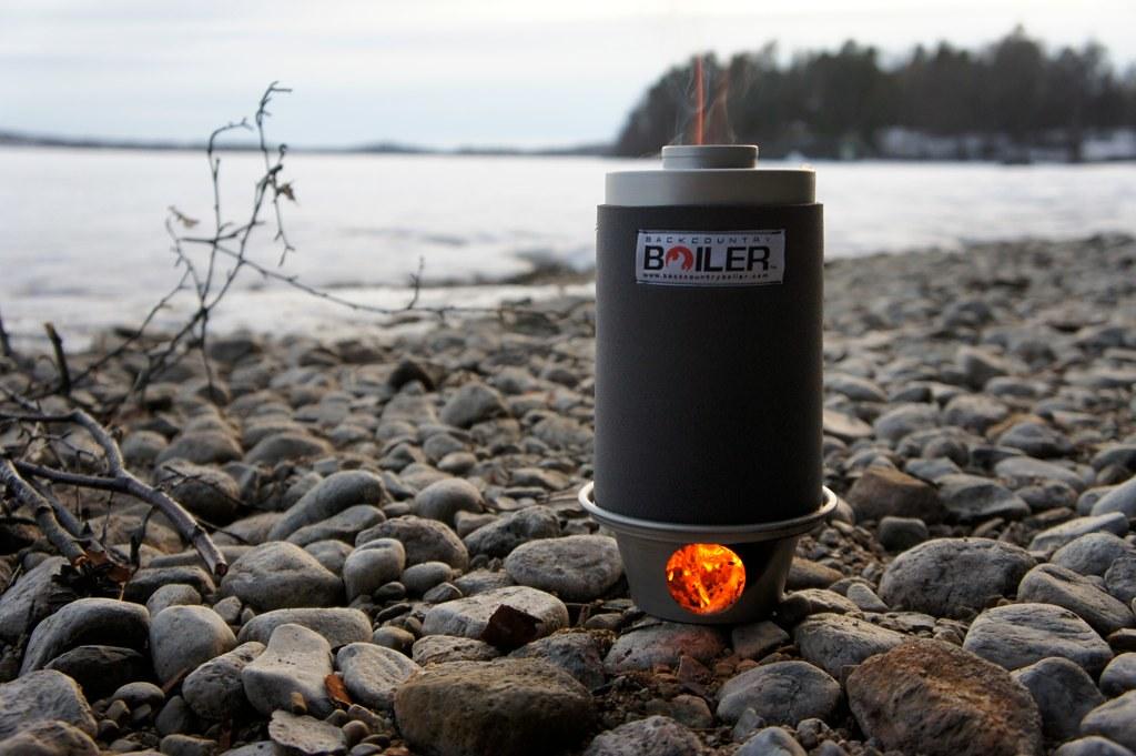 Blazin' Backcountry Boiler