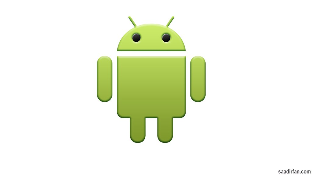 Android - White Background